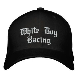 WhiteBoy Racing Baseball Cap
