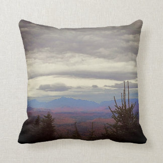Whiteface Adirondacks Throw Pillow