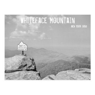 Whiteface Mountain Postcard