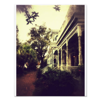 Whitefield Square, Savannah Photo Print