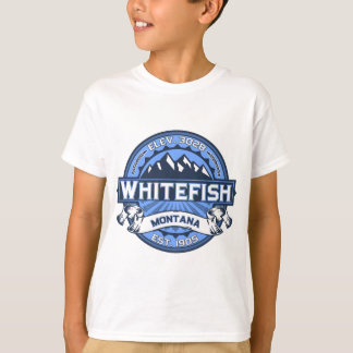 Whitefish Blue T-Shirt