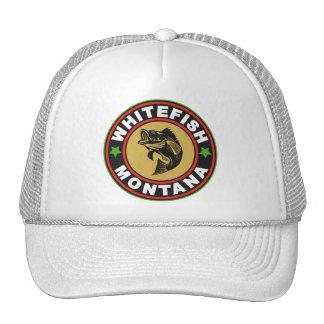 Whitefish Circle Logo Trucker Hat