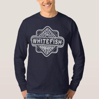 Whitefish Diamond Grunge T-Shirt