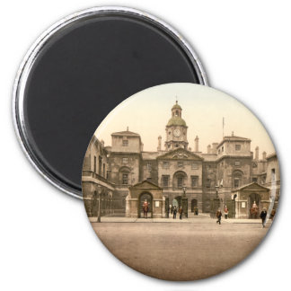 Whitehall - Horse Guards, London, England Magnet