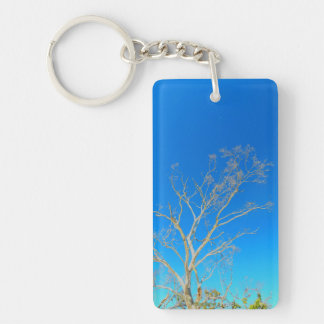 ☼Whitehaven Beach feeling☼ Keychain