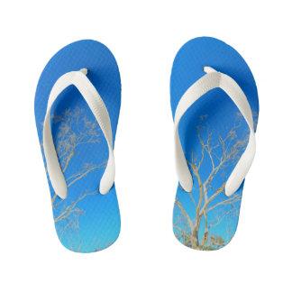 ☼Whitehaven Beach feeling☼ Kid's Flip Flops