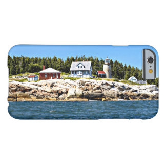 Whitehead Island Lighthouse, Maine Barely There iPhone 6 Case