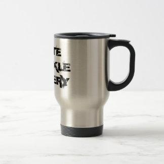 WHITEKNUCKLE BATTERY Travel mug