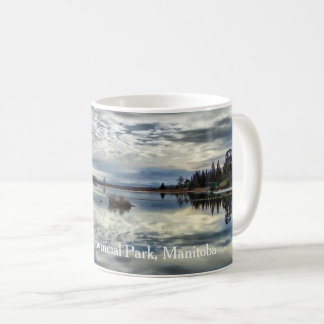 Whiteshell Autumn Reflection Coffee Muf Coffee Mug