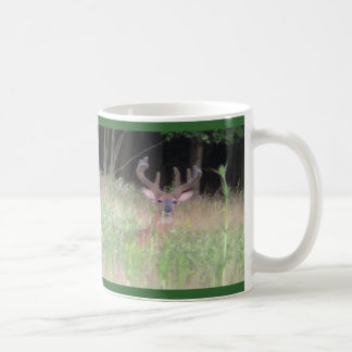 Whitetail Deer Buck Coffee Mug