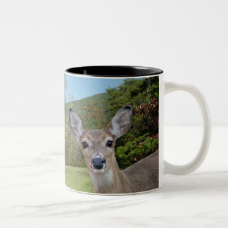Whitetail Deer (Doe) Mug