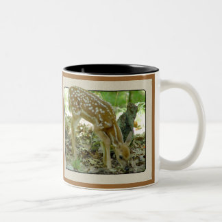 Whitetail Deer - Fawn Mug 2