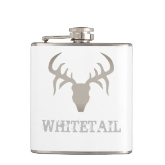 WHITETAIL FLASK