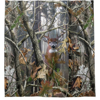 Whitetail in the Woods