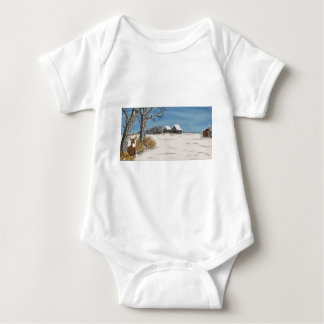 Whitetail Lookout Baby Bodysuit