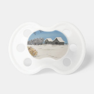 Whitetail Lookout Baby Pacifiers