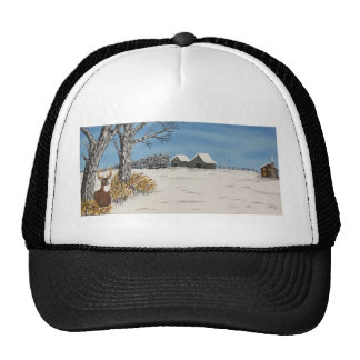Whitetail Lookout Trucker Hat