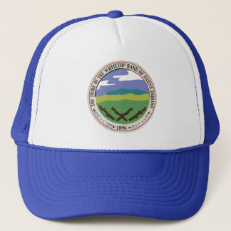 Whitetop Tribe Trucker's Style Hat