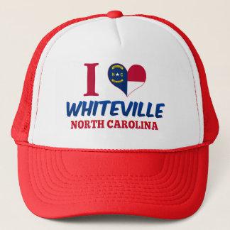 Whiteville, North Carolina Trucker Hat