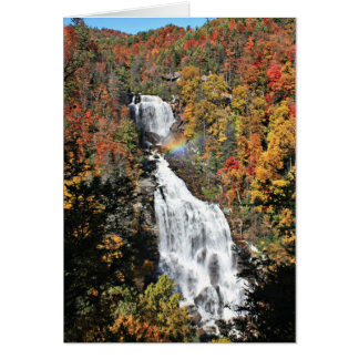 Whitewater Falls Card