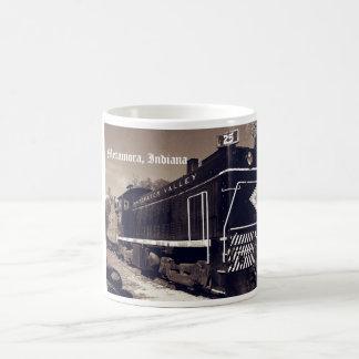 Whitewater Valley Railroad Mug