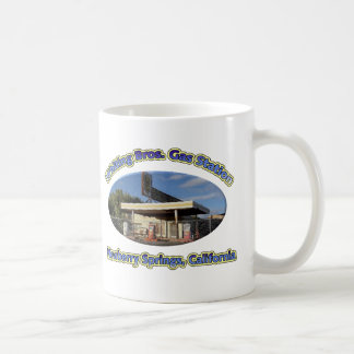 Whiting Bros. Gas Station Coffee Mug