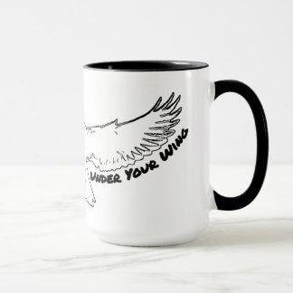 Whitlan - Under Your Wing - 15oz Mug