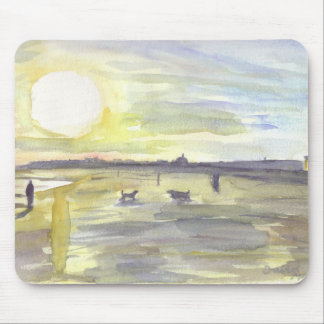 Whitley  Bay Beach Mousemat Mouse Pad