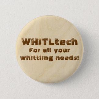 WHITLtech 2 Inch Round Button