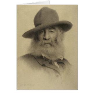 Whitman ❝Keep Your Face Always Toward Sunshine❞ Card
