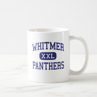 Whitmer - Panthers - High School - Toledo Ohio Coffee Mug