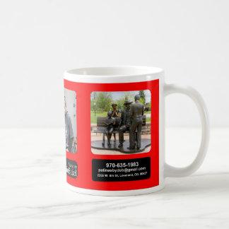 Whitney Benefits mug