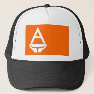 Whitney Smith flag Antarctica Trucker Hat