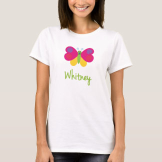 Whitney The Butterfly T-Shirt