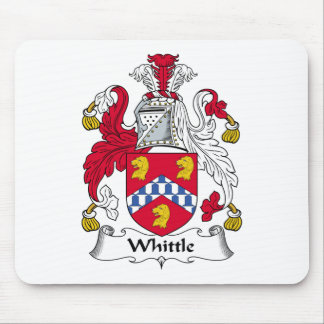 Whittle Family Crest Mouse Pad