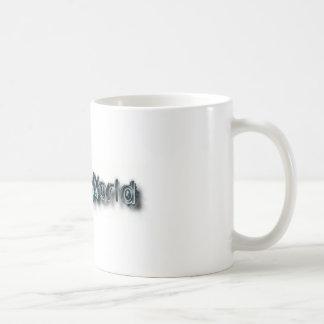 WhizziWorld Frosty Coffee Mug
