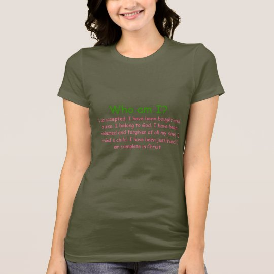 Who am I? T-Shirt