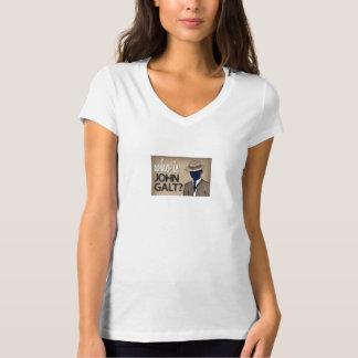 WHO AND JOHN GALT T-Shirt