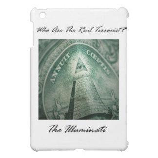 Who Are The Real Terrorist? iPad Mini Cover