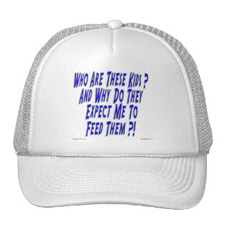 Who Are These Trucker Hat