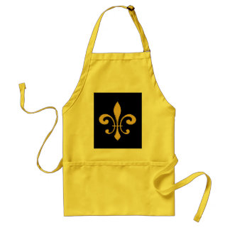 Who Dat? Nation New Orleans Football Fan Adult Apron