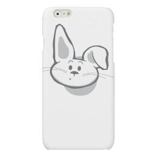 Who Dat? Toon Rabbit - iPhone Case