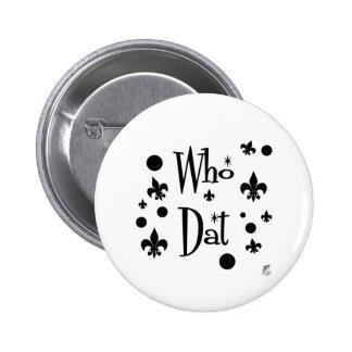 Who Dat's FUN Pin