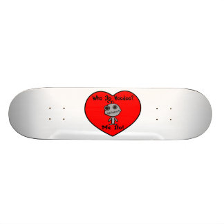 Who Do Voodoo Doll Skate Boards