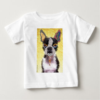 Who does not love Bulldog? Baby T-Shirt