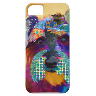 Who does not love schanuzer? iPhone 5 cover