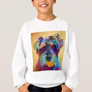 Who does not love schanuzer? sweatshirt