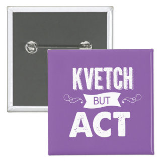 Who doesn't like a nice, lavender 2 inch square button
