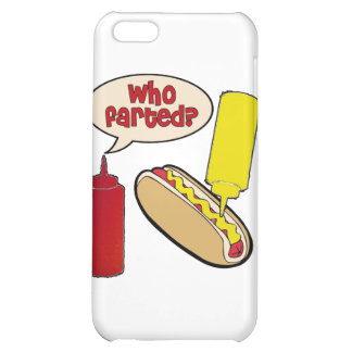 Who Farted iPhone 5C Cases