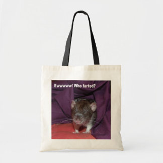 who farted Tote bag
